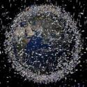 Desechos espaciales casi chocan con la Estación Espacial Internacional