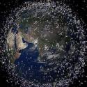 Más de 22.000 fragmentos de basura pululan por el espacio