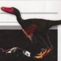 Las aves heredaron el olfato de los dinosaurios