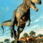 Gigantosaurio 1 X