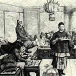 Fumadero en Paris fines siglo XIX